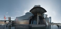 Fototapete Bilbao - Guggenheim Museum (Nr. 15213) www.berlintapete.de