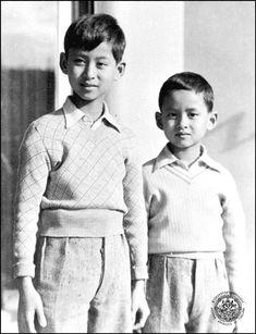 El rey Ananda Mahidol, de Siam, una muerte envuelta en el misterio #realeza #royalty