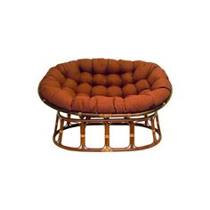 They sell these at Pier One Imports and they are by far the comfiest chairs ever!!