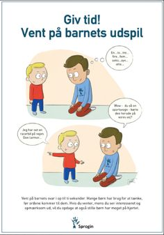 Relateret billede Childcare Activities, Activities For Kids, Danish Language, Adhd Strategies, Helping Children, Kids And Parenting, Psychology, Coaching, Otter