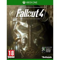 Fallout 4 Xbox One Game | http://gamesactions.com shares #new #latest #videogames #games for #pc #psp #ps3 #wii #xbox #nintendo #3ds