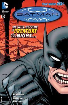 Batman Incorporated #10 #Batman #BatmanIncorporated #New52 #DC