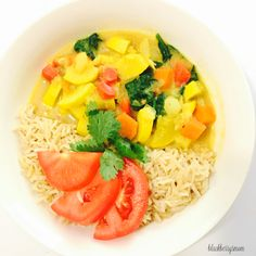 coconut curry veggie soup   blackberrysmom.com