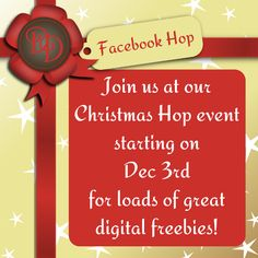A Digital Designers team Facebook freebie Hop! Free clipart and free printables from 26 designers