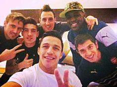 #Arsenal - the Spanish speakers