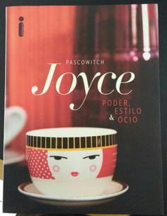 Um pouco sobre essa figura ímpar. Joyce Pascowitch