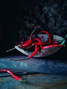 Red Chilli Photography Still life