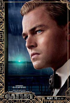 The Great Gatsby: Leonardo DiCaprio as Jay Gatsby