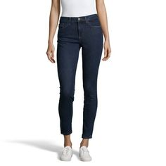 now on eboutic.ch - blue denim skinny jeans for women Denim Skinny Jeans, Blue Denim, Calvin Klein, Underwear, Pants, Clothes, Fashion, Fashion Styles, Trouser Pants