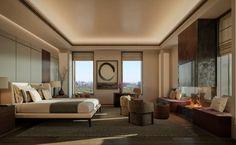 Aman New York Eröffnung im Frühling 2021 - The Chill Report Central Park, Manhattan, Paramount Hotel, Hotel Branding, Das Hotel, Modern House Plans, Pent House, Apartments For Sale, Condominium