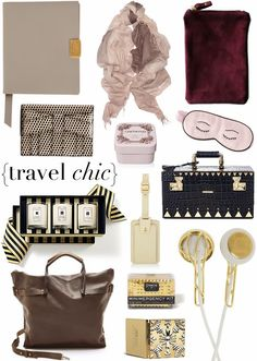 We love this #travel accessory collection  - what's your favorite piece?