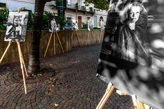 Maria con Marlene negli occhi di Mario De Biasi.  #MarleneDietrich #MariaCallas #italianipazzi al #FestivalPerSentierieRemiganti2014