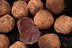 Orange Marmalade Truffles Recipe