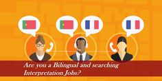 Are you a bilingual and searching for Interpretation jobs? If yes, then you must go for Tridindia HR Jobs once. They provide jobs to Bilinguals as per their wants.