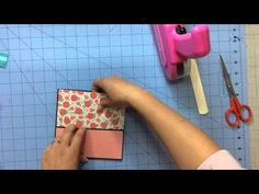 Tutorial mini album 6x6 We Go Together