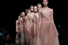 Valentino Fall 2016 Ready-to-Wear Atmosphere and Candid Photos - Vogue