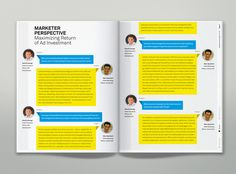 IPG Media Economy Report by Martin Oberhäuser, via Behance