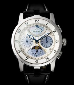 Citizen Campanola Eco-Drive Chronograph