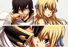 Find images and videos about fairy tail, mavis vermillion and zervis on We Heart It - the app to get lost in what you love. Fairy Tail Lucy, Fairy Tail Guild, Fairy Tail Manga, Fairy Tail Ships, Gajeel And Levy, Jellal And Erza, Gajevy, Gruvia, Fairytail