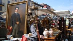 Each year, dozens of major International Antiques & Vintage Fairs take place around Europe, gathering crowds of fans and onlookers...