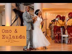 Best Wedding Dance!  (Omo & Eulanda dance Swing, Salsa, & Nigerian)
