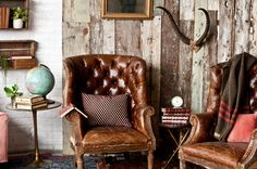 A little reading nook in our studio | Patina