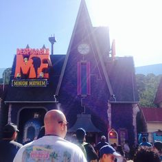 Universal Studios 2014