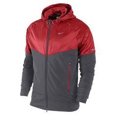 Nike (DRI FIT running hoodie)