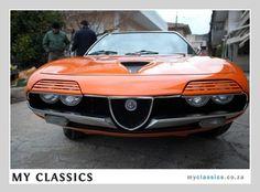 1973 Alfa Romeo Montreal classic car