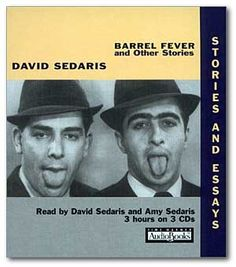 David Sedaris is perfect for a short, humorous read