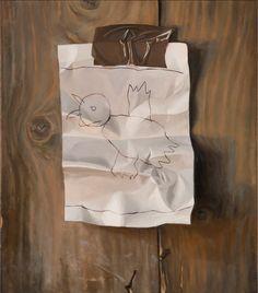 Still Life + Stilled Birds - Geraldine O'Neill Be Still, Still Life, Reusable Tote Bags, Birds, Painting, Art, Art Background, Painting Art, Kunst