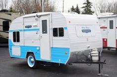 Colton RV2016 Riverside RV White Water Retro 166 Travel Trailer