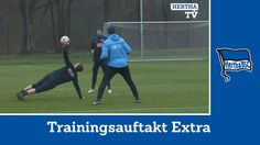 Trainingsauftakt Winter Extra | Hertha BSC | Bundesliga | ungeschnitten ...