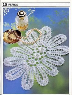 Decorative Crochet Magazines 21 - Gitte Andersen - Picasa Webalbums