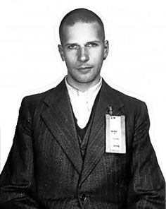 This is the face of a war criminal. Klaas Faber along with his brother and father helped kill unknown numbers of Dutch citizens during World War II. Although convicted, Klaas escaped to Germany where he became a citizen (a loophole left over from Hitler) and received asylum. He died on May 24, 2012 at the age of 90.