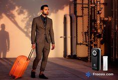 eFreesia, Stylish, Travel, eFreesia Bar, eFreesia Mini, Portable, Smartphone, Battery, Charger Charger, Men's Fashion, Smartphone, Bar, Stylish, Mini, Travel, Moda Masculina, Man Fashion