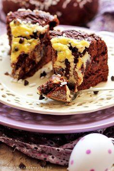 Made wirh love Pan Relleno, Dough Recipe, Ricotta, Recipies, Deserts, Muffin, Easter, Sweets, Breakfast