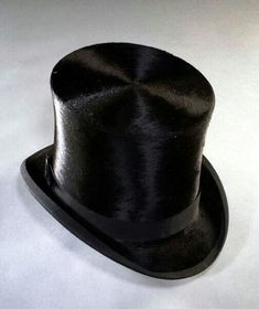 4b886991c48e9 Men s silk and wool top hat