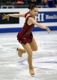Adelina Sotnikova Photos - ISU Grand Prix of Figure Skating Final - Zimbio