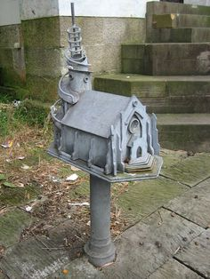 22 unusual and creative mailboxes you don't see everyday - Blog of Francesco Mugnai