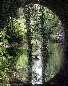 Il parco termale delle Terme di Stigliano. #animals nature #land #green