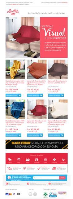 Lealtex - Newsletter - Mantas   http://jobs.m2br.com/lealtex/newsletter/novas_6-mantas/  #lealtexonline #cama #mesa #banho