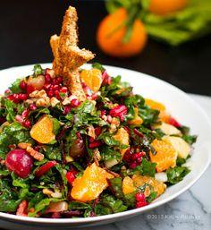 #Food #Recipes: #Christmas #Tree #Salad  http://food-recipes-4-all.blogspot.ro/