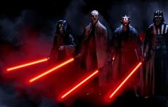 star wars wallpaper and screensavers | Star wars, sith, darth vader, darth maul, darth sidious, count dooku ...