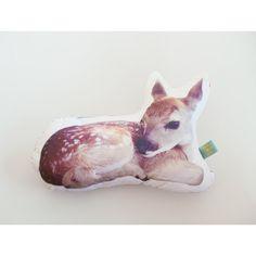 Deer pillow photo cushion (Small)