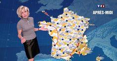 Top 10 des régions françaises chouchoutées par les bulletins météo