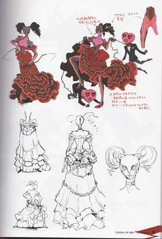 Carmen concept art