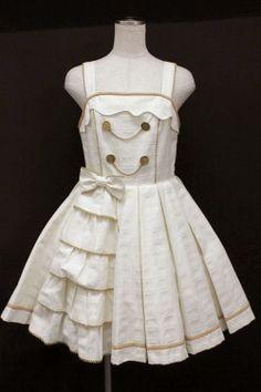 Angelic Pretty / Melty Royal Chocolateジャンパースカート