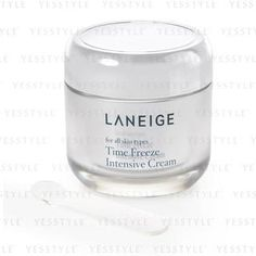 Buy Laneige Time Freeze Intensive Cream at YesStyle.com! Quality products at remarkable prices. FREE WORLDWIDE SHIPPING on orders over US$35.