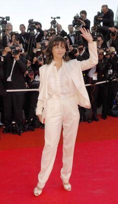 Sophie Marceau au Festival de Cannes 2007
